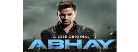 ZEE5 launches procedural format crime thriller 'Abhay'