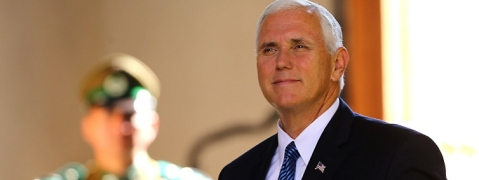 Pence reaffirms to Venezuelan diplomats US strong backing for Guaido: White House