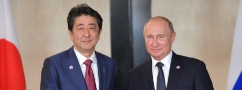 Abe, Putin agreed to work closely on North Korea's Denuclearization: Tokyo