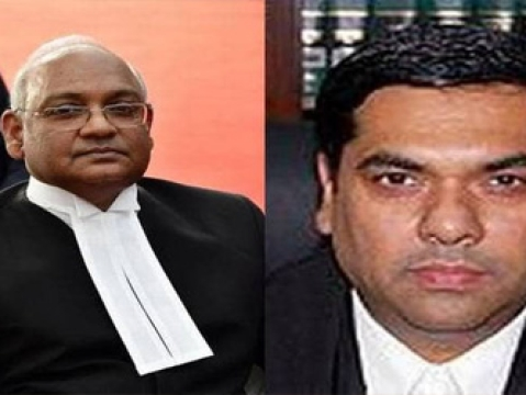 Justices Khanna, Maheshwari to take oath today amid row