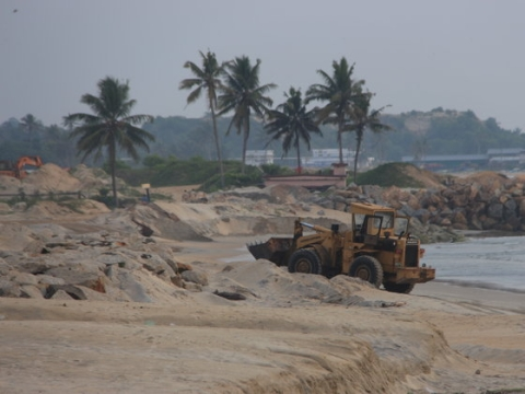 CPM rejects VS demand, rules out ban on mineral sand mining in Alappad