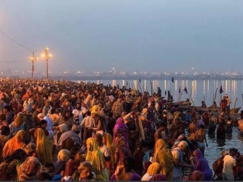 Costliest Kumbh to cost Rs.4,200 Cr.