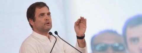 War of words b/w Cong & BJP on 'leaked' NSSO survey; Rahul says time for PM to go, BJP terms it 'fake news'