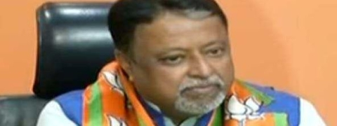 Mukul Roy cautions Mamata : 'With Saumitra Khan, your countdown begins'