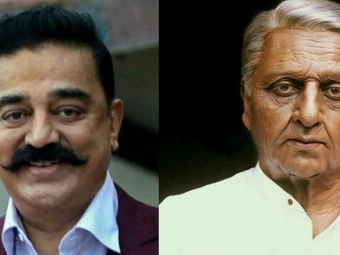 Kamal Haasan's last film 'Indian 2' goes on floors; Kamal returns as Senapathy