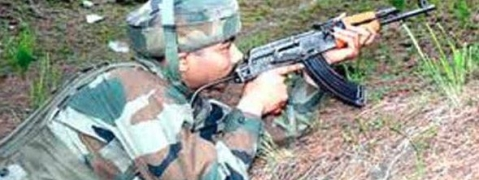 Pak fires unprovoked on LoC, violates ceasefire in Poonch