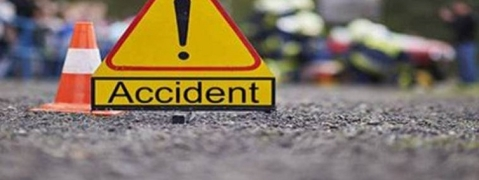 Six dead, 42 injured in bus-truck collision in Fatehpur