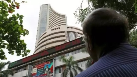 Sensex ends up by 113.31 pts