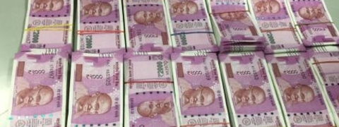 BSF Seizes Fake Indian Currencies of Rs 2 lakh