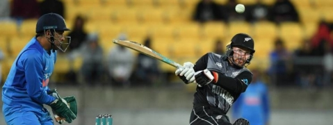 New Zealand wins by 80 runs in first T20 against India