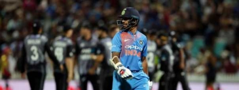 T 20: India chasing 213 lands in big trouble
