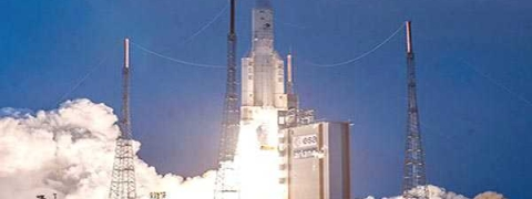 GSAT-31 successfully launched from Kourou