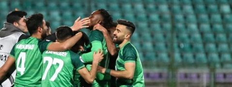 Iran's Zob Ahan beat Kuwait SC to make 2019 AFC Champions League playoffs
