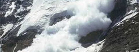 Two die in Anantnag's avalanche