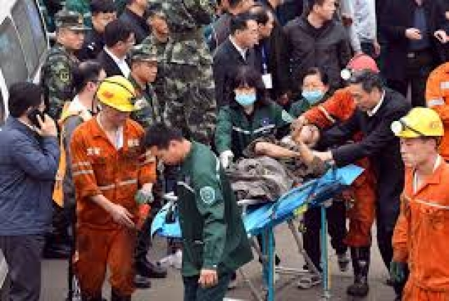 China mine accident: Death toll rises to 22