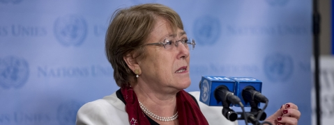 UN rights chief 'deeply concerned' over Jehovah's Witness sentencing in Russia