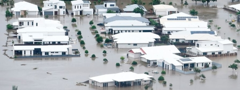Two found dead in Australian floodwaters of Townsville