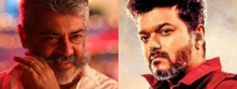 Ajith's 'Viswasam' beats Vijay's Sarkar in TN box office collection