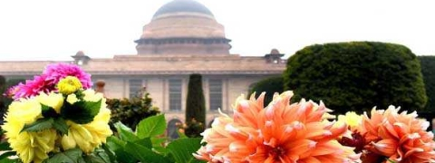 President to open Mughal Gardens on Monday