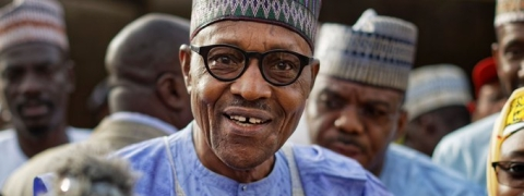 Muhammadu Buhari re-elected as Nigerian President