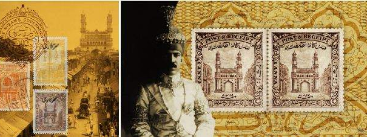 Gujral Foundation to present Property of a Gentleman stamps from Nizam
