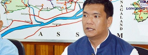 Under attack, Arunachal CM Khandu appeals for calm