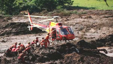 Brazilian dam collapse: Death toll climbs to 142