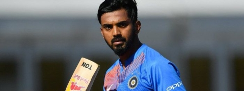 Lokesh Rahul reach sixth position in T20I rankings