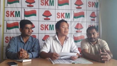 SKM Spokesperson Jacob Khaling appeals to public to prevent Constitutional Emergency