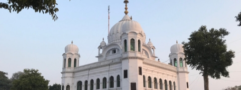 Draft accord on Kartarpur in a month