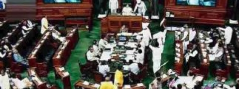 LS adjourned after ruckus over 'Operation Lotus' in Karnataka