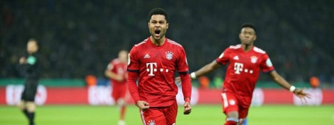 Liverpool might be favorites but Bayern can win, says Gnabry