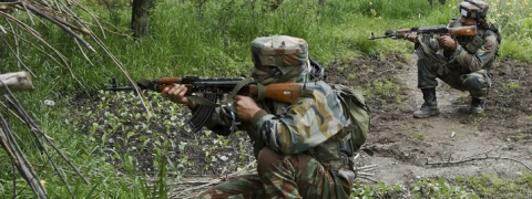 Encounter in Pulwama: 2 militants killed, two jawans martyred