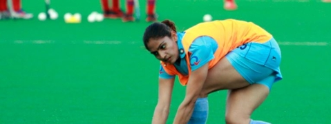 Hockey India hails Navjot Kaur on completing 150 Int'l Caps