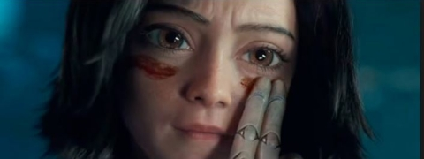 ALITA-BATTLE ANGEL : Imagining the Un Imagined