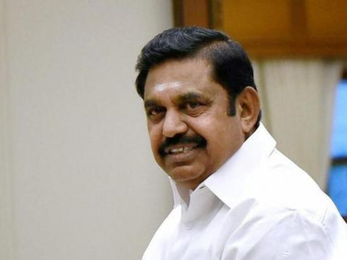EPS seeks Rs 9,000 crore package for TN for corona relief
