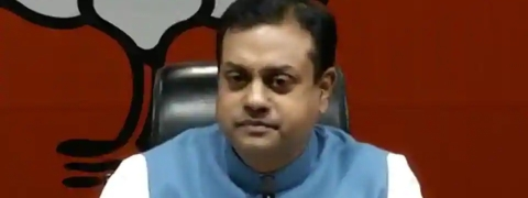 BJP questions how Robert Vadra became 'crorepati': Sambit Patra