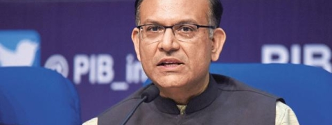 India's economy 'best', says Jayant Sinha: Flays Cong for promoting Chacha & Jijaji