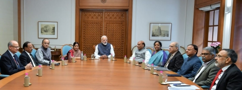 Cabinet Committee on security meets