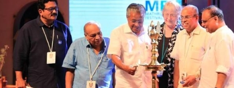 Mathrubhumi International Festival of Letters inaugurated