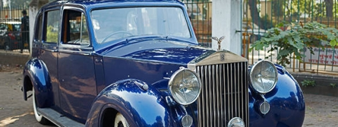 Vintage cars: 1933 Rolls-Royce sold for Rs 1.92 cr at Osian's auction