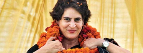 Lucknow all set to welcome Priyanka Gandhi