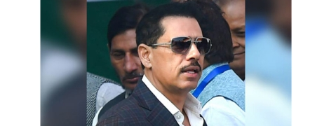 Money laundering case: Robert Vadra appears before ED