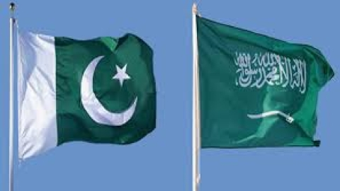 Record Saudi package for Pak