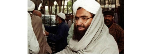 Pak claims on Masood Azhar being unwell is taken with 'a pinch of salt': Govt