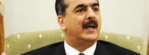 Gilani prevented from leaving Pak