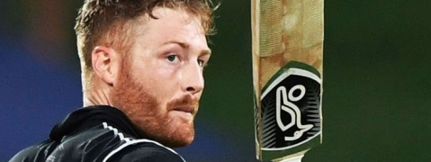 Injury forces Guptill to miss T20 series against India