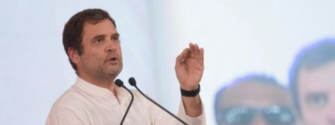 Rahul condoles deaths in Hooch tragedy, blames 'apathy & incompetence' of Assam Govt