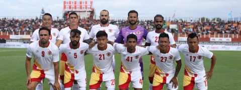 Quess East Bengal look to drive home advantage against Neroca