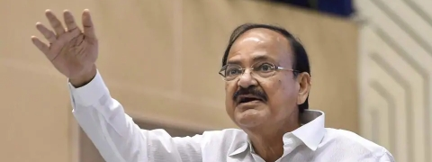 Any development should be people and nature centric: Venkaiah